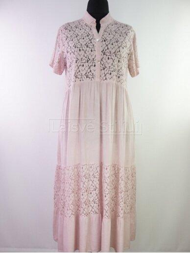 Lengvai krentanti suknelė 2