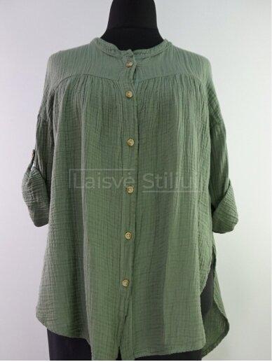 Vienspalviai marškiniai 7