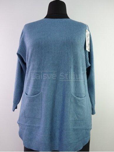 Ilgesni megztiniai su kišenėmis