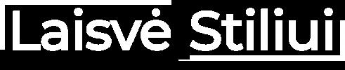 Laisvė stiliui logo