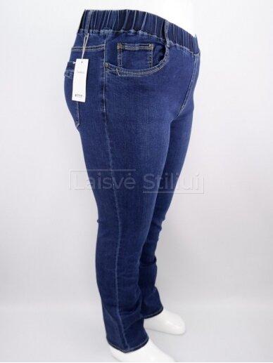Mėlyni džinsai su guma DUNAKESZI 2