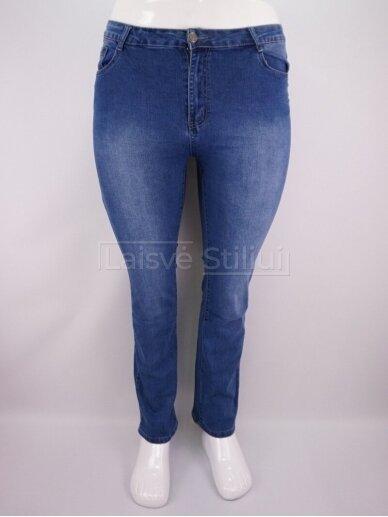 Mėlyni klasikiniai džinsai SUNBIRD
