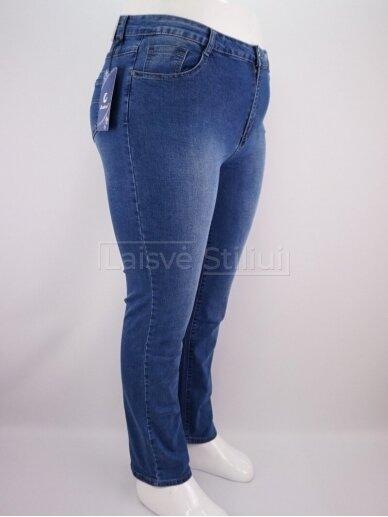 Mėlyni klasikiniai džinsai SUNBIRD 2