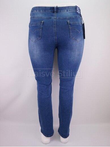 Mėlyni klasikiniai džinsai SUNBIRD 3