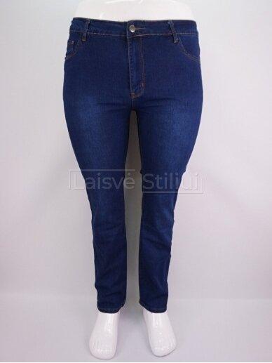 Mėlyni klasikiniai džinsai YARRTER