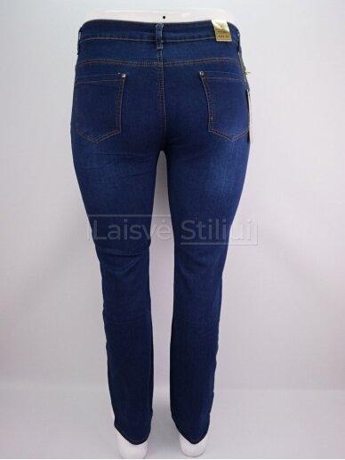 Mėlyni klasikiniai džinsai YARRTER 3