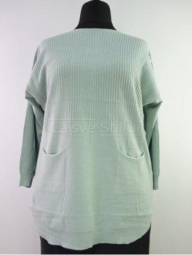 Ilgesni megztiniai su kišenėmis 6