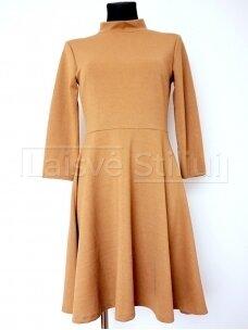 Rusva suknelė