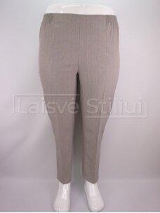 Rusvos klasikinės kelnės