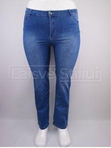 Šviesiai mėlyni klasikiniai džinsai SUNBIRD