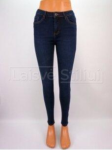 Tamsiai mėlyni džinsai GOODIES