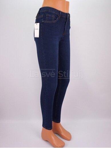 Tamsiai mėlyni džinsai GOODIES 2