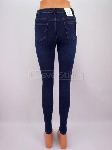Tamsiai mėlyni džinsai GOODIES 3