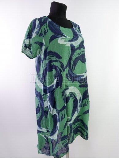 Žalia suknelė 2